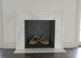 Modern fireplaces and inserts the energy house for Isokern fireplace inserts