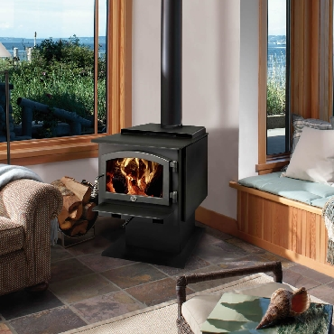 1750 Wood Stove Republic (Lopi)