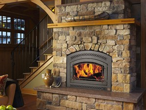 Fireplace Xtrordinair 44 Elite Wood Fireplace | Energy House