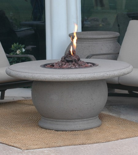 Amphora Firetable with