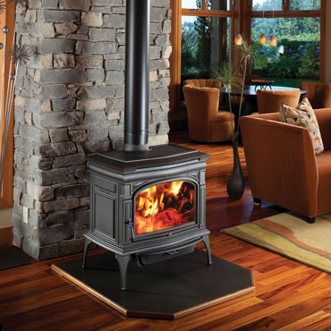 Cape Cod Wood Stove
