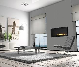 Heat & Glo Cosmo 42 Gas Fireplace | The Energy House