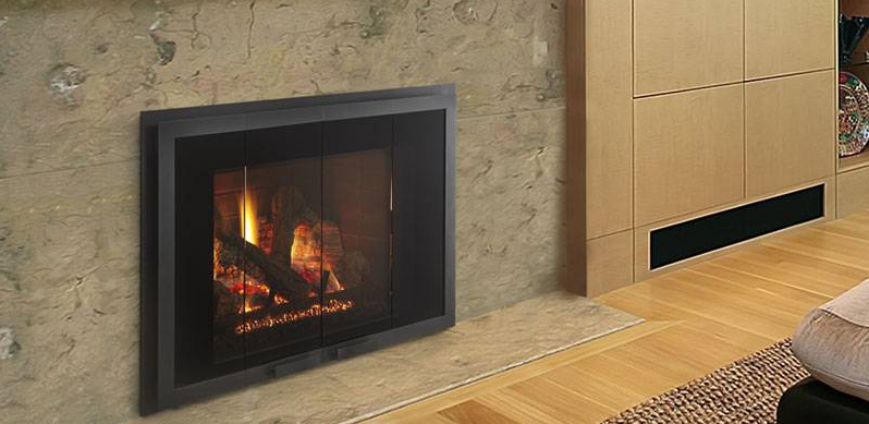 Escape Gas FireBrick Inserts