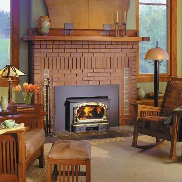 Lopi 1750 Wood Stove Republic Lopi Energy House