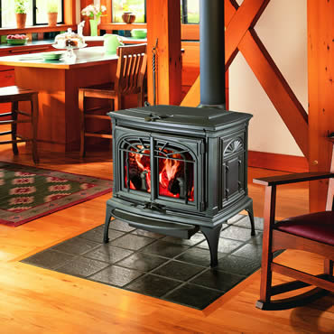 Leyden  Wood Stove