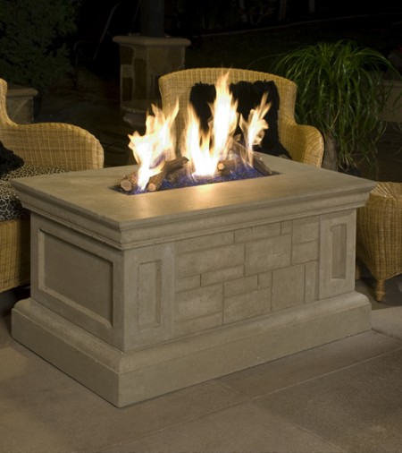 Rectangular Firetables