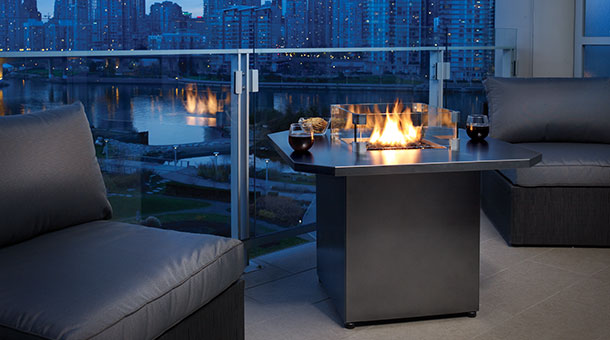 Regency Plateau Pto28cit Outdoor Gas Fire Table The Energy House