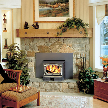 The Lopi Revere Fireplace Insert is an excellent source of heat and is available at our Northern California locations in San Carlos