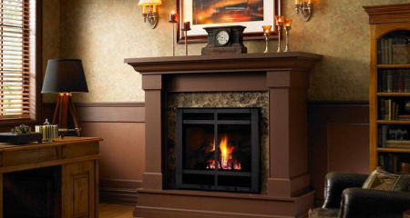 SL-550 Slim Line Gas Fireplace