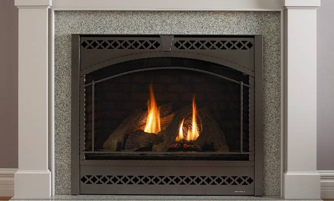 Heat & Glo SL-950 Slim Line Gas Fireplaces fit where other fireplaces don