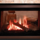 ST-550T See-Through Gas Fireplace