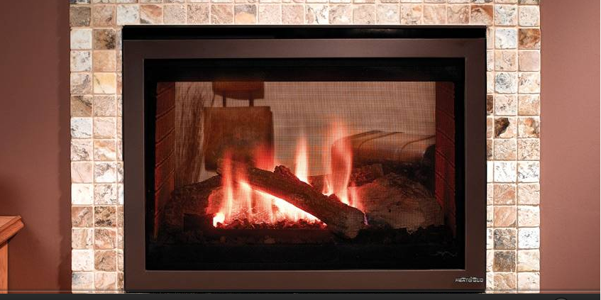 Heat glo st 550t see through gas fireplace energy for See thru fireplaces