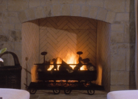 "Isokern Magnum 60"" and 72"" are the largest fireplaces available in the Isokern fireplace product line at our fireplace store in Gilroy"