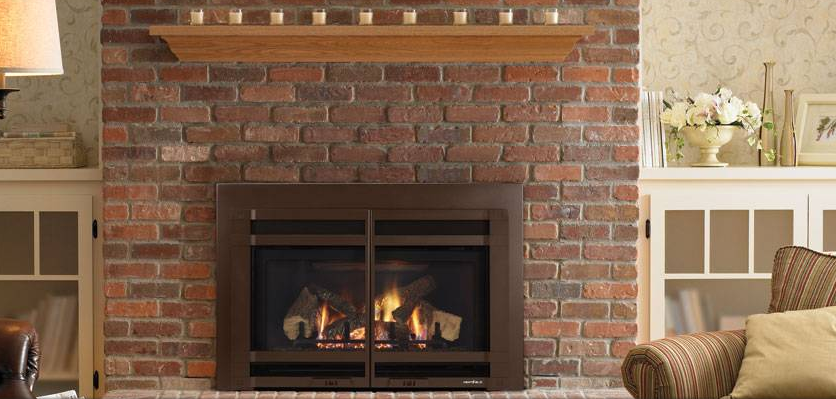 Heat & Glo Supreme-I30 Gas Insert   Energy House