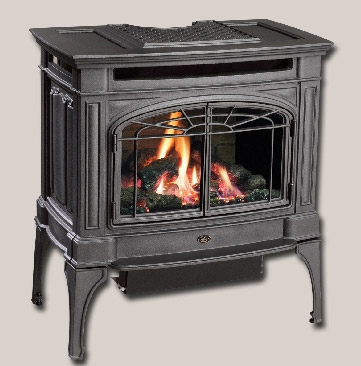 Lopi Berkshire GS is the best freestanding gas stove for you. Our fireplace store offers a Lopi stoves & gas stoves in Campbell