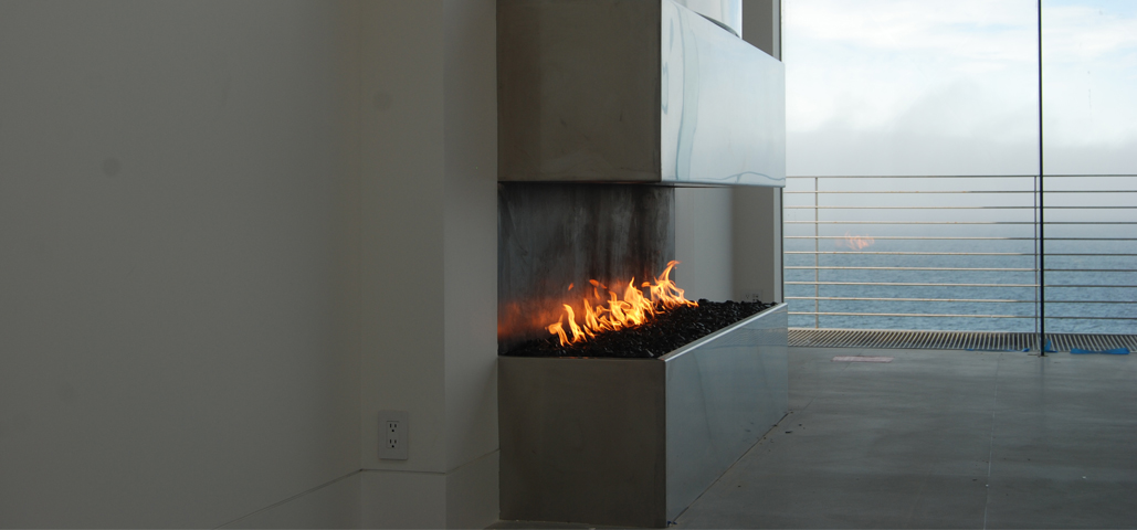 Modern Fireplaces And Inserts The Energy House