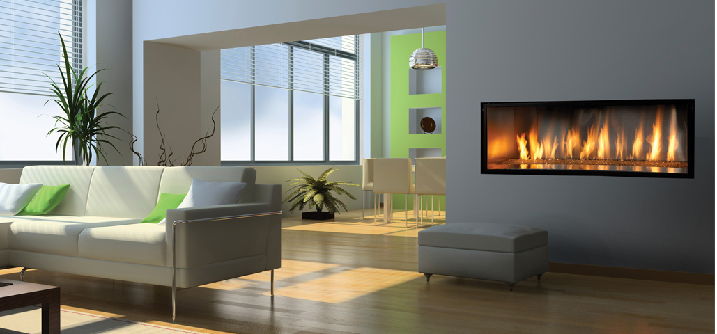 Modern fireplaces by The Energy House are custom designed to fit your home and budget. Proudly serving the Bay Area since 1979.