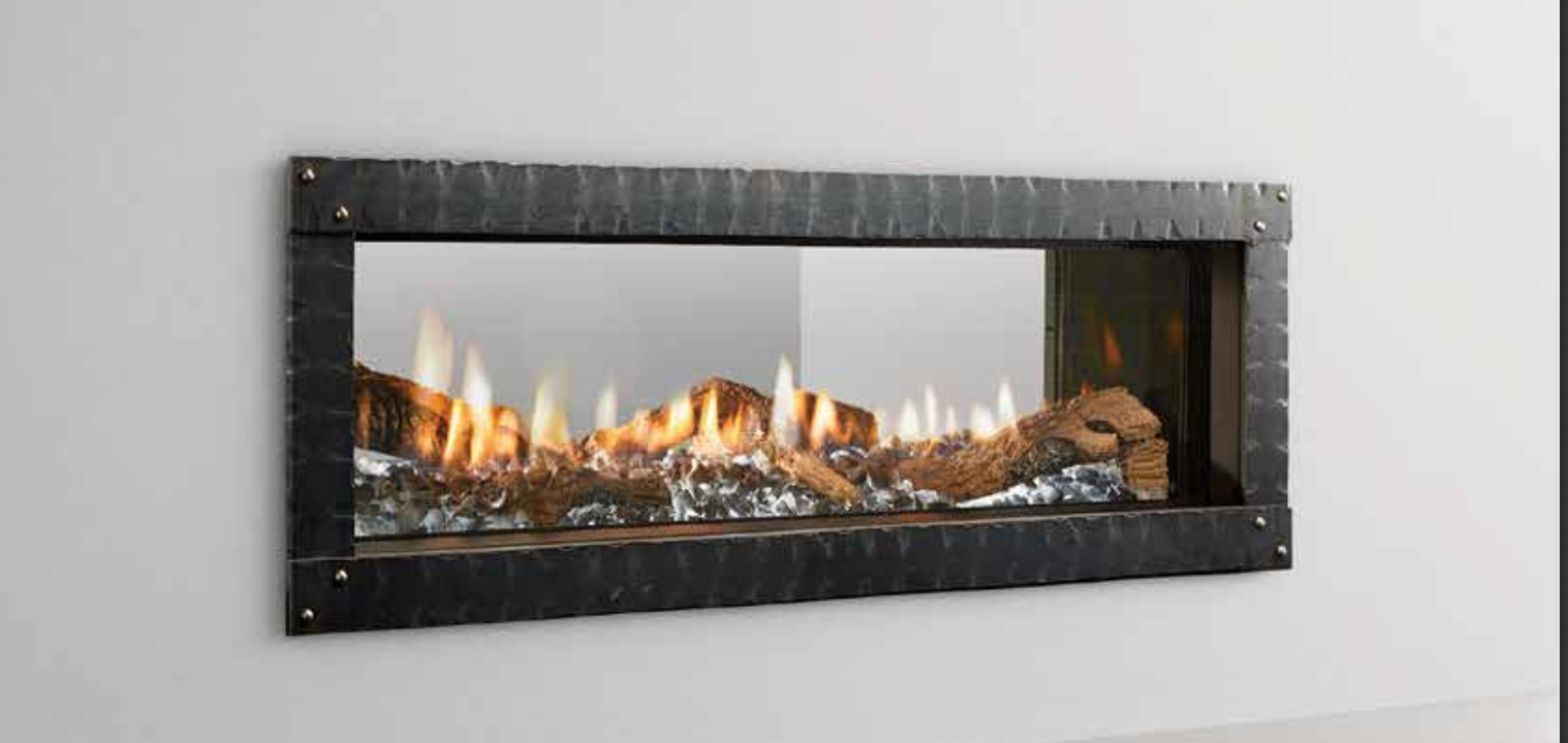 Mezzo Series Direct Vent Gas Fireplace The Energy House