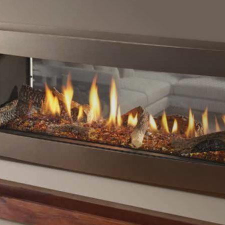 Probuilder 72 Linear Gas Fireplace Energy House
