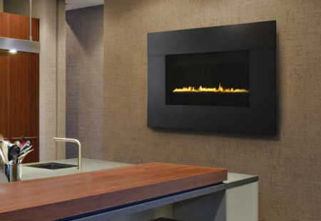 Ion Square Gas Fireplace