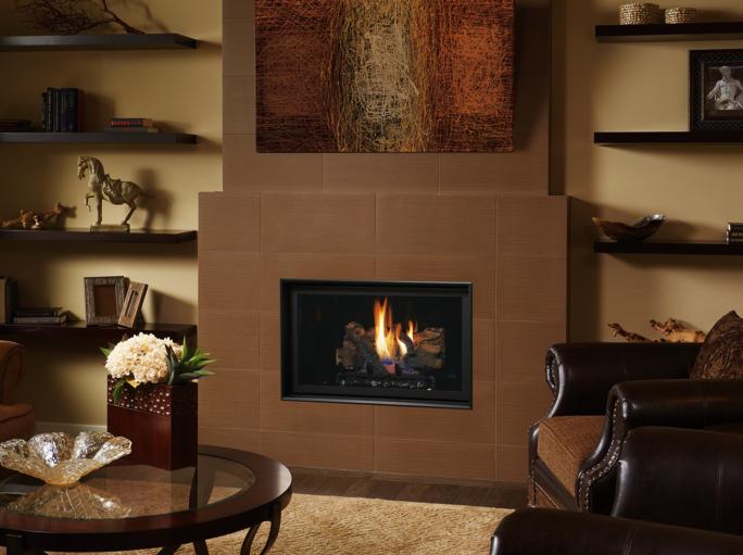 564 Cleanface SS GSR2 Fireplace