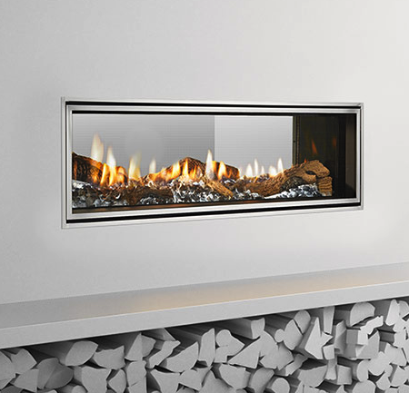 Heat Glo St 36 See Through Gas Fireplace Energy