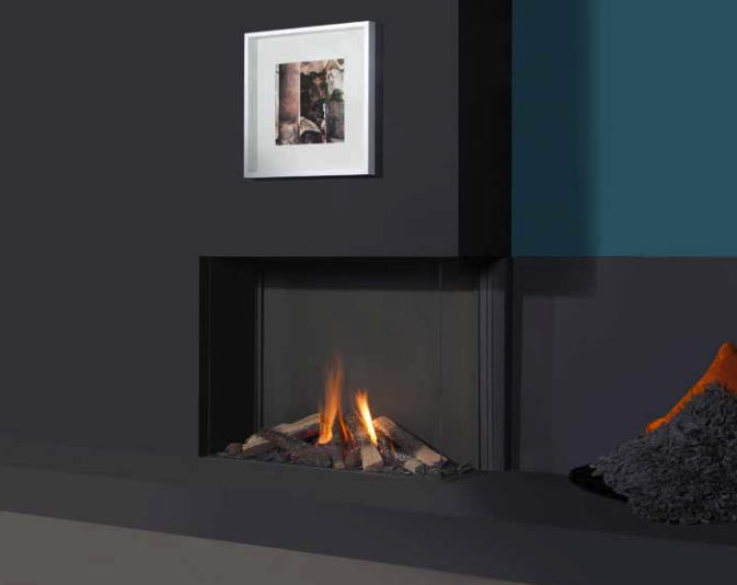 Bidore 100h Direct Vent Gas Fireplace The Energy House