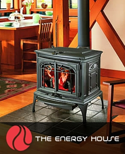 Gas & wood stoves in Monterey CA