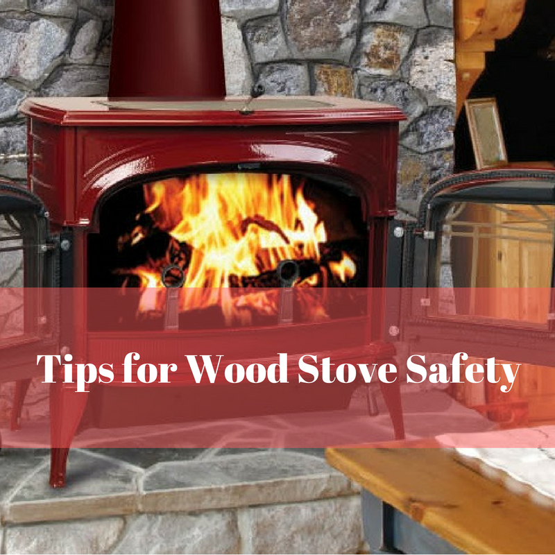 wood burning stove, wood stove, fireplace safety - Tips For Wood Stove Safety - Energy House