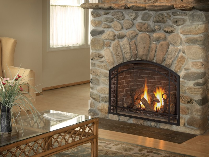 Kozy heat alpha 36s energy house for Isokern fireplace inserts
