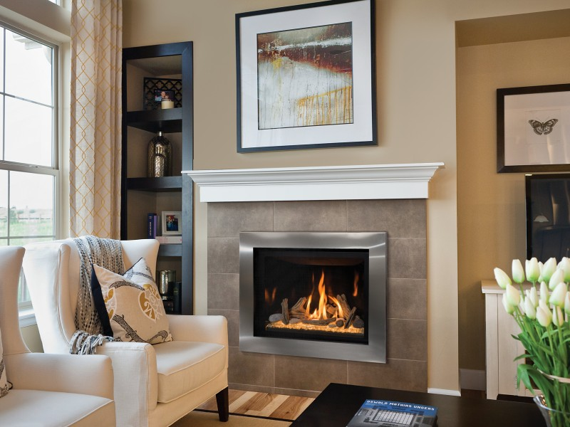 Kozy heat delano 36s energy house for Isokern fireplace inserts