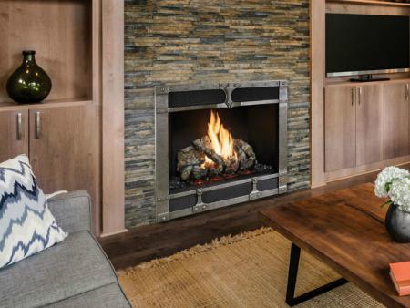 864 TV 40K GSR2 Gas Fireplace