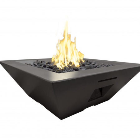American Fyre Designs 36″ LYON SQUARE PYRAMID BOWL