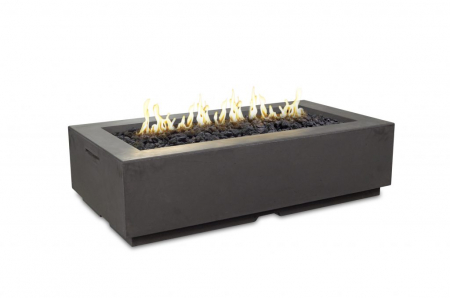 American Fyre Designs 56″ X 30″ LOUVRE RECTANGLE FIRE PIT