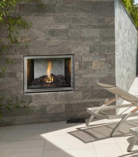 Montigo H34 Ventless Outdoor Fireplace