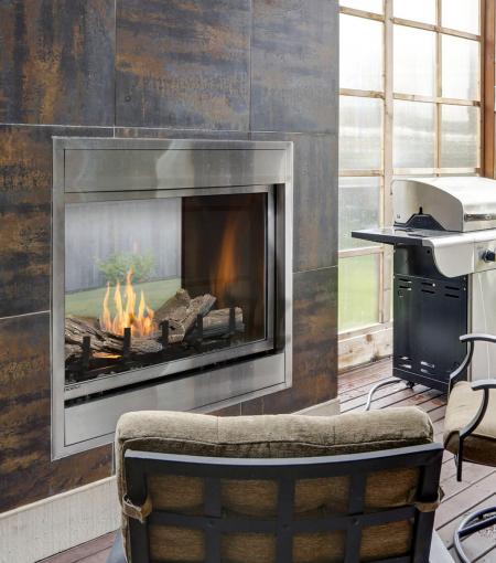 Montigo H38SVO Outdoor Fireplace