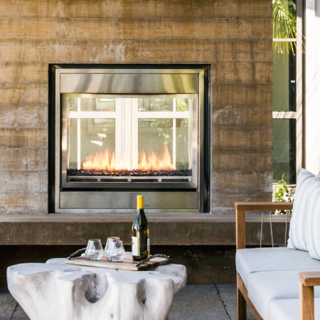 Montigo HL38SVO Outdoor Fireplace