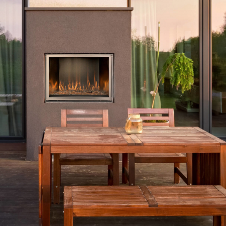 Montigo HL38VO Outdoor Fireplace