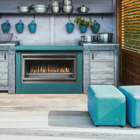 Montigo Mahana 42 Outdoor Fireplace