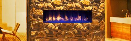 Palazzo Gas Fireplace