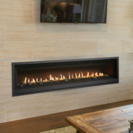 ProBuilder™ 72 Linear Gas Fireplace