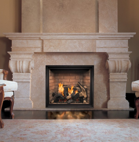 TC30 Gas Fireplace