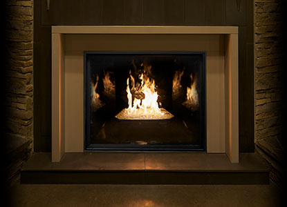 TC54 Gas Fireplace