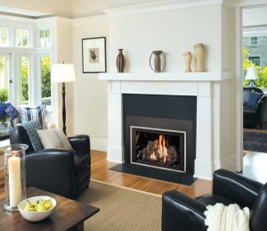 Consider a Gas Fireplace